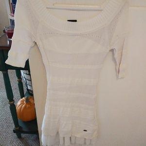 Guess sweater dress sz xs